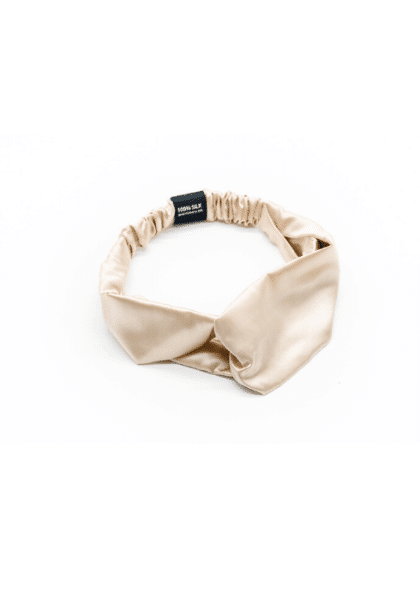 Silk Twist Headband