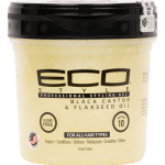 """Eco Style Black Castor and Flaxseed Oil <span class=""""search-everything-highlight-color"""" style=""""background-color:orange"""">Gel</span> – 8 oz"""