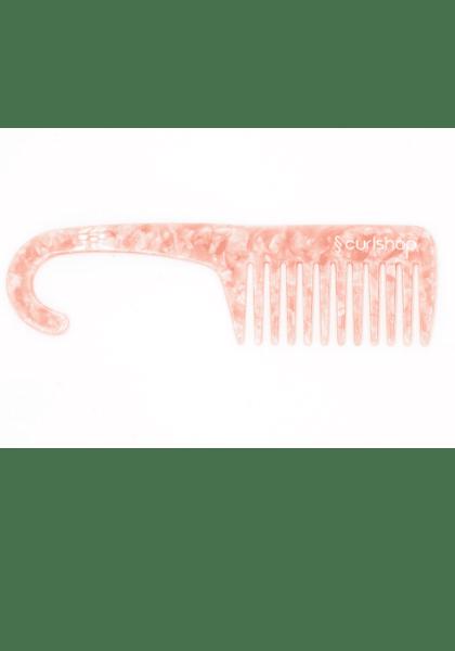 Pink Handle Comb