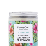 "Coconut Mint <span class=""search-everything-highlight-color"" style=""background-color:orange"">Curl</span> Refresh Clay Wash"