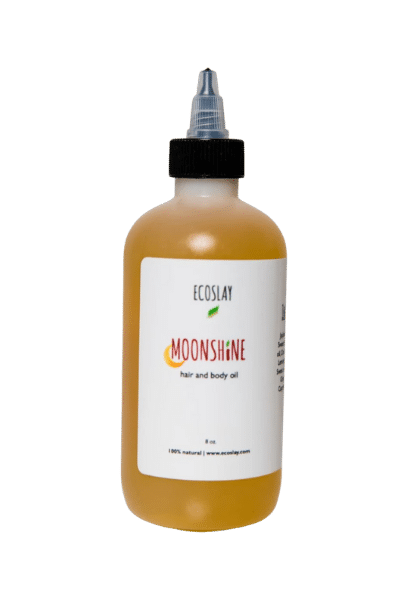Moonshine hair & body oil