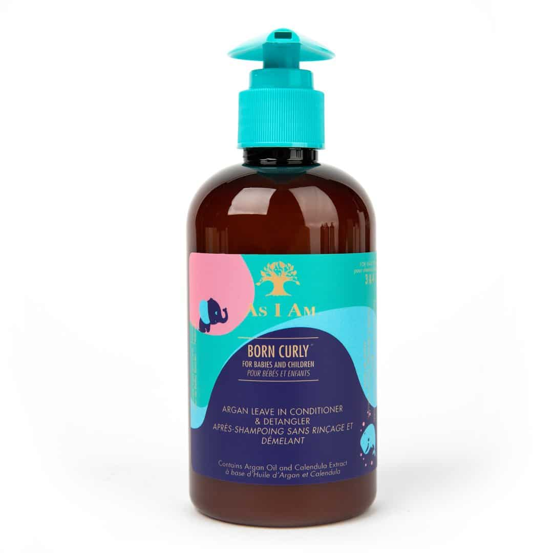 As I Am Born Curly Argan Leave-In Conditioner