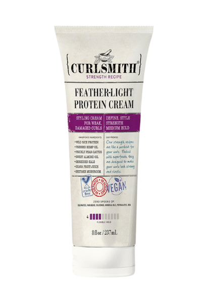 Feather-light Protein Cream